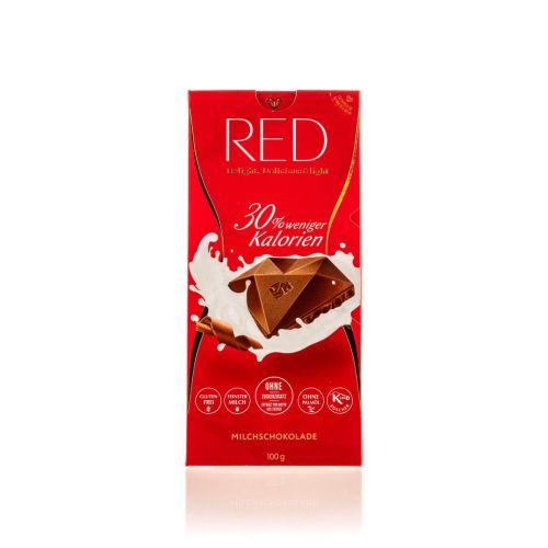 Red Milchschokolade 100g