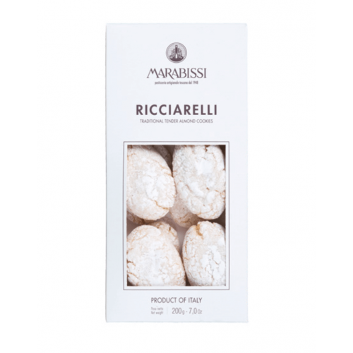 Ricciarelli von Pasticceria Marabissi