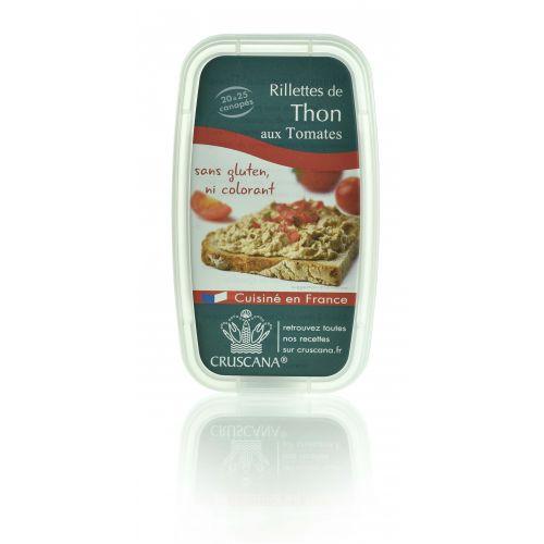 Thunfisch Tomaten Rilettes von Cruscana, 120g