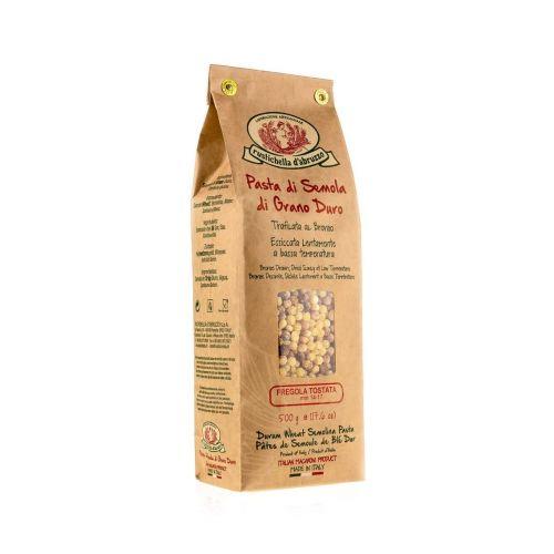 Rustichella d'Abruzzo Fregola Sarda Tostata 500 g