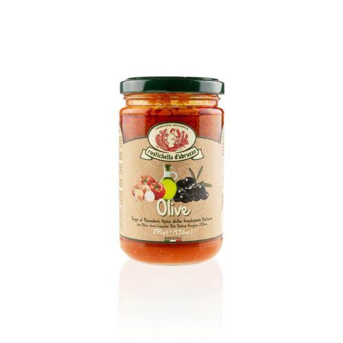 Rustichella d'Abruzzo Sugo alle Olive