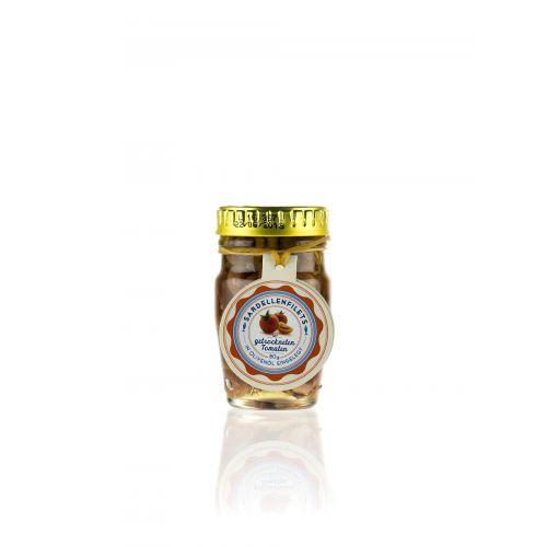 Sardellenfilets mit getrockneten Tomaten von Savini