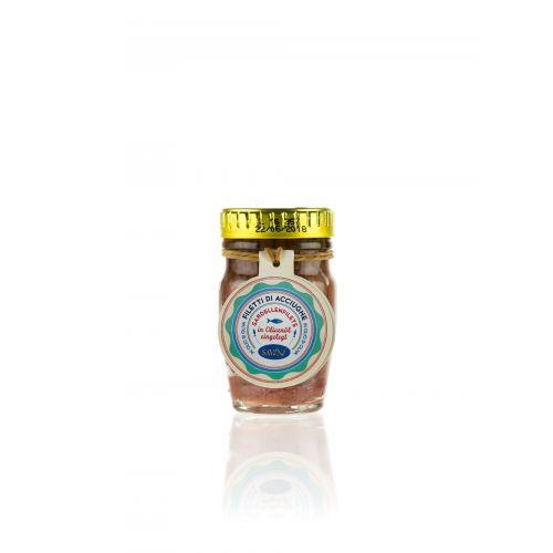 Sardellenfilets in Olivenöl von Savini