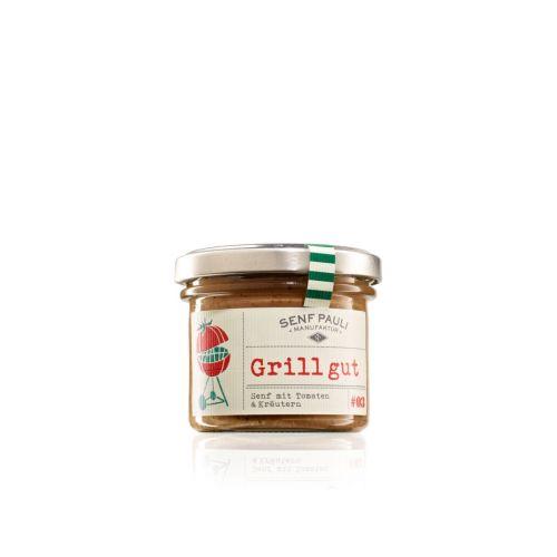Senf Pauli - Grill gut