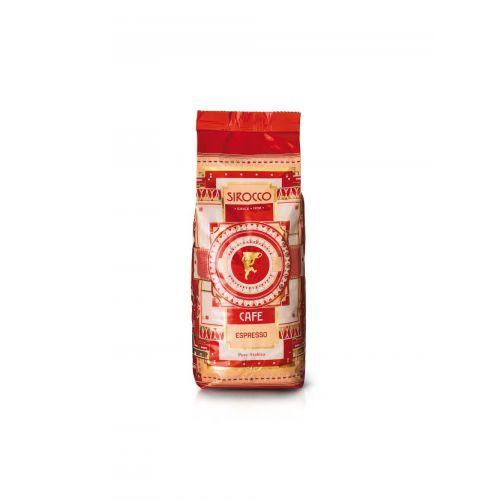 Espresso Tradizionale von Sirocco, 100% Arabica, Bohnen, 500g