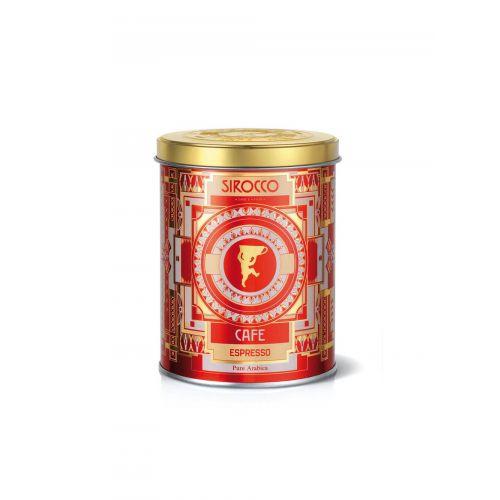 Espresso Bohnen von Sirocco, 250g