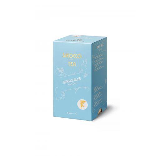Sirocco Gentle Blue - BIO Earl Grey - 20 Beutel