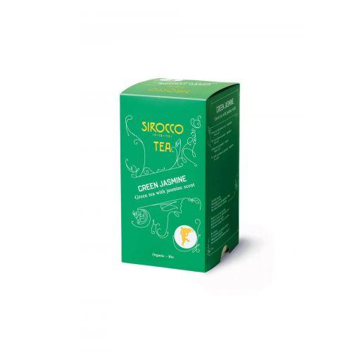 Sirocco Green Jasmin - BIO Grüntee mit Jasmin