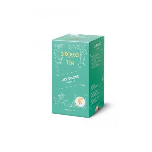 Sirocco Jade Oolong - BIO Oolong Tee - 20 Beutel