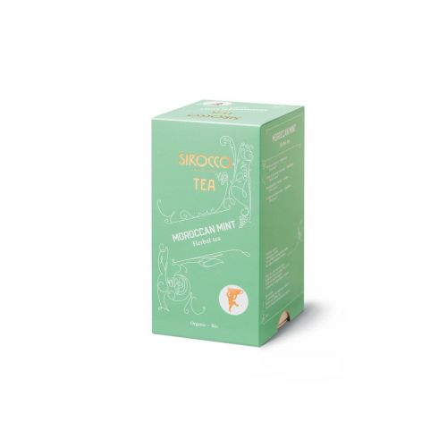 Sirocco BIO Maroccan Mint - Packung