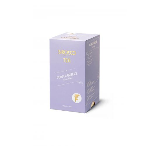 Sirocco Purple Breeze - BIO Darjeeling - 20 Beutel