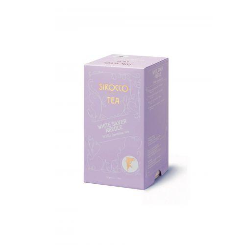 Sirocco White Silver Needle - BIO Weißer Tee mit Jasminduft