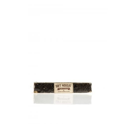 Torrone mit dunkler Schokolade von Quaranta