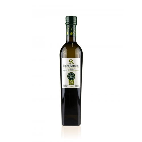 Soler Romero Picual natives Olivenöl extra, BIO, 500ml
