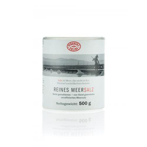 Reines Meersalz von Piranske Soline 500g