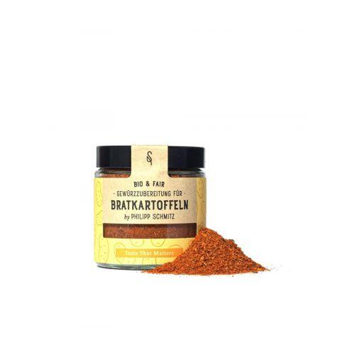 Soul Spice - Bratkartoffel Gewürz, BIO, Fair Trade, 55g