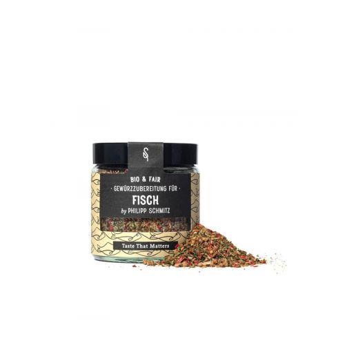 Soul Spice - Fisch Gewürz, BIO, Fair Trade, 60g