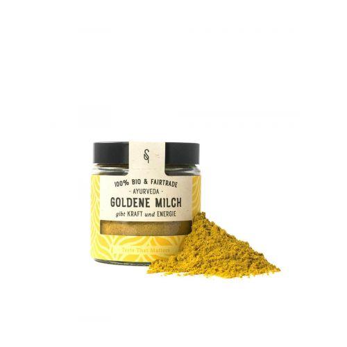 Soul Spice - Goldene Milch, BIO, Fair Trade, 50g