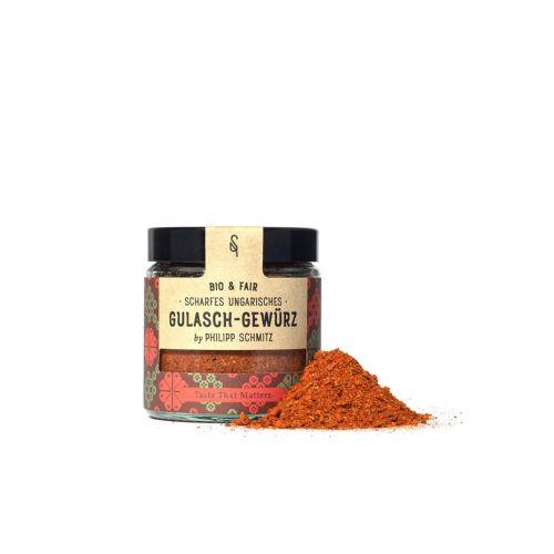 Soul Spice - Gulasch Gewürz, BIO, Fair Trade, 55g