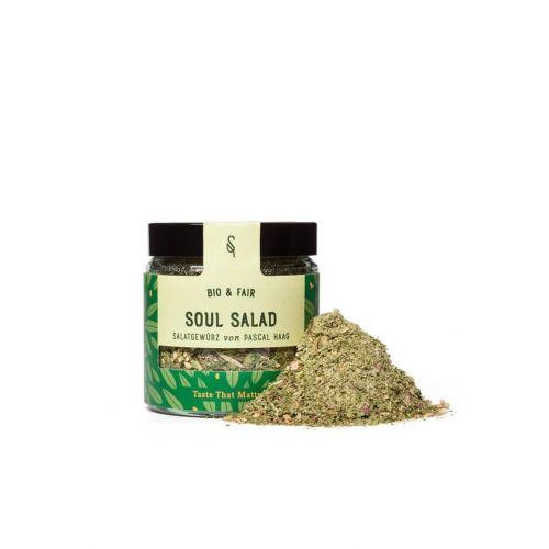 Soul Spice - Soul Salad BIO, Fair Trade, 45g