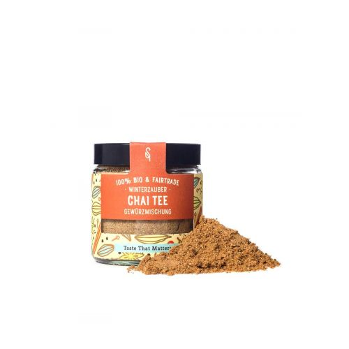 Soul Spice - Chai Tee Gewürz, BIO, Fair Trade, 45g
