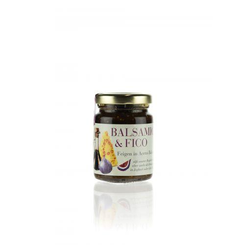 Konfitüre für Käse mit Feige und Balsamico