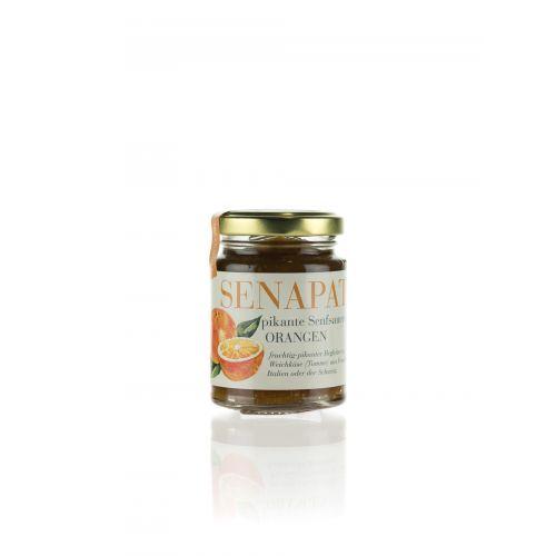 Senfsauce mit Orange von Tipico Piemonte