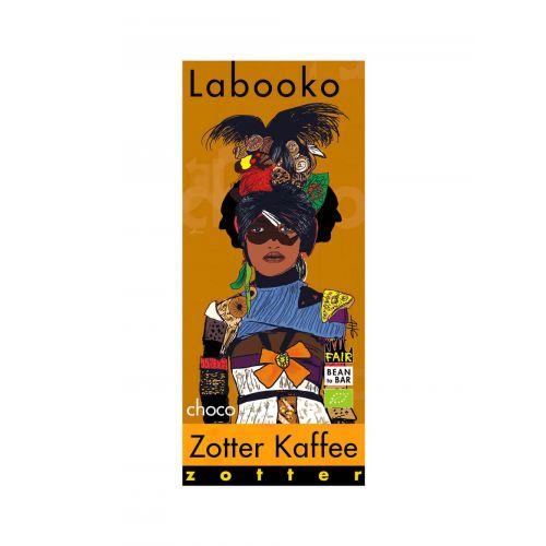 Labooko Zotter Kaffee von Zotter, 2 x 35 g Tafel