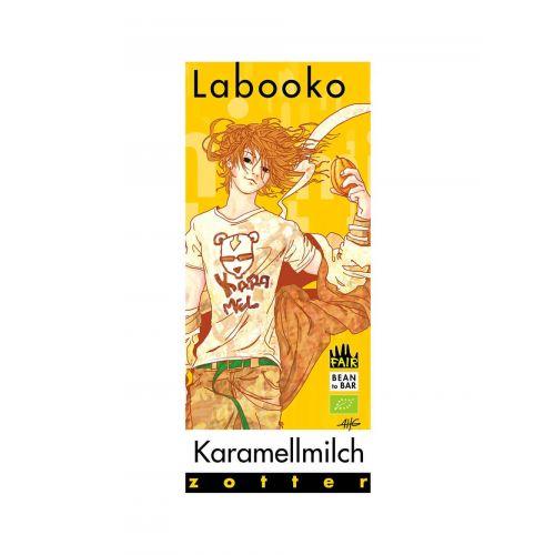 Labooko Karamellmilch von Zotter 2 x 35 Tafel