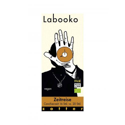 Labooko - Zeitreise - Zotter - Handgeschöpfte Schokolade, BIO, 70 g Tafel