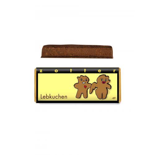 Lebkuchen von Zotter - Handgeschöpfte Schokolade, BIO