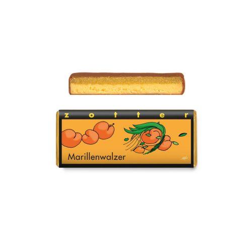Marillenwalzer - Zotter Schokolade 70 g
