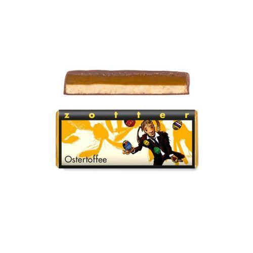 Ostertoffee - Zotter - Handgeschöpfte Schokolade, BIO