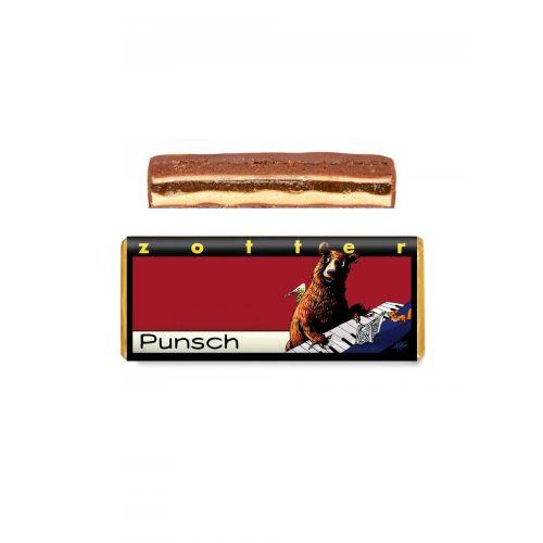 Punsch von Zotter - Handgeschöpfte Schokolade, BIO