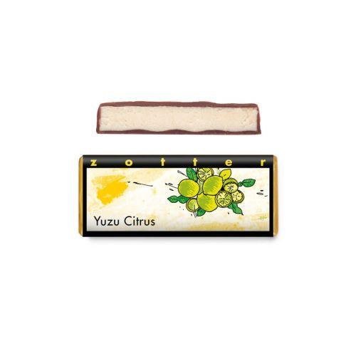 Yuzu Citrus - Zotter Schokolade 70 g