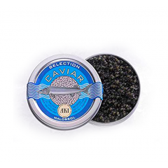 AKI Caviar Selection - Malossol - Blue Label 100g