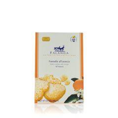 Sizilianisches Gebäck mit kandierten Orangen von Falanga