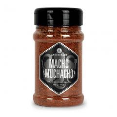 Ankerkraut - Macho Muchacho, BBQ Rub, Streuer, 200g