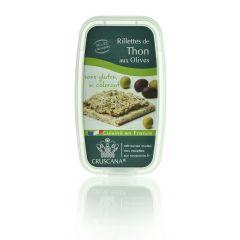 Thunfisch Oliven Rilettes von Cruscana, 120g