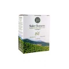 Soler Romero - Picual, natives Olivenöl extra, BIO, Bag in Box 3L