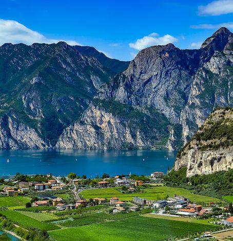 Nördlicher Gardasee Riva del Garda