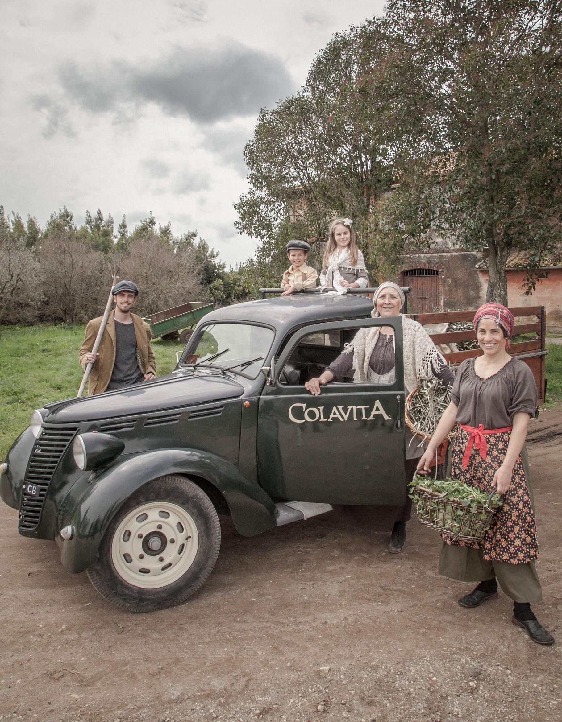 Colavita Familie
