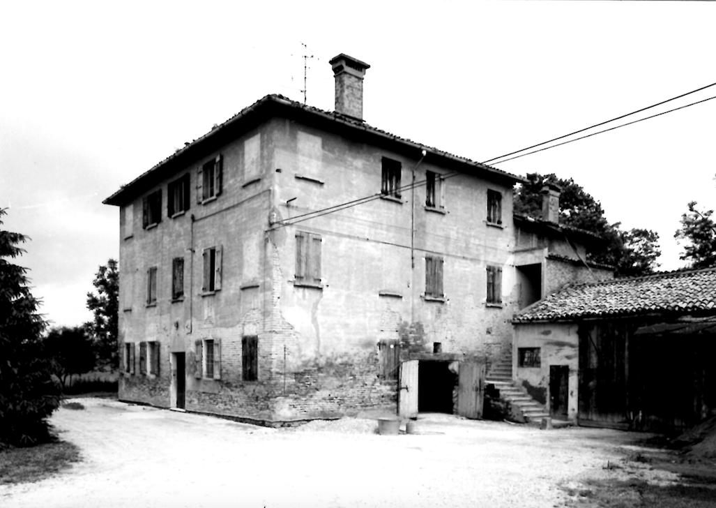 Altes Haus der Familie Bellei