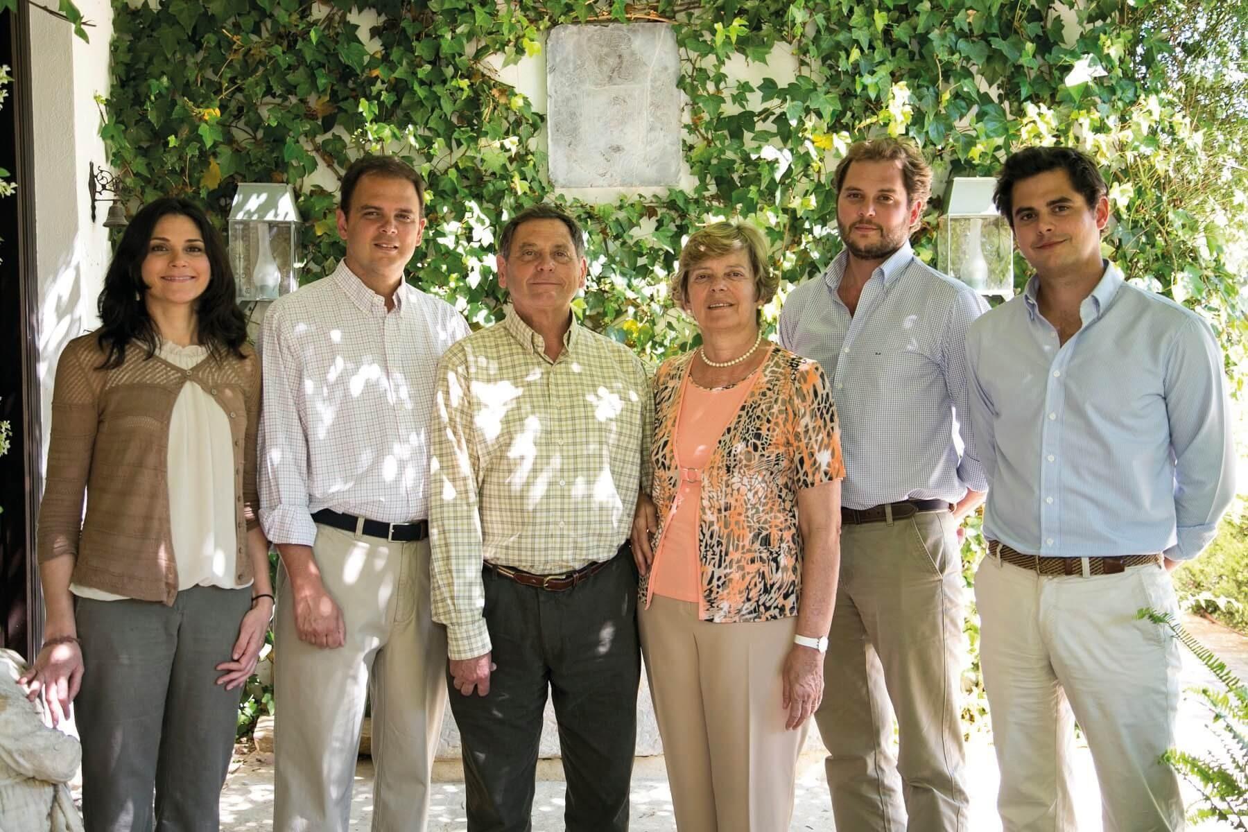Die De Prado Familie